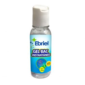 ALCOHOL GEL INSTANTÁNEO 120 ml.